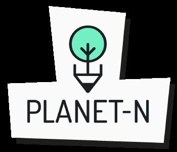 Planet-N Logo