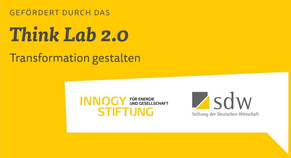 Logos - Innogy Stiftung, Stiftung der Deutschen Wirtschaft